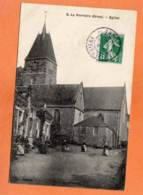 CPA * * LA PERRIERE * * L'Eglise - France