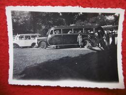SAVOIE YENNE AUTOBUS SOCIETE BELLEY & REY  PHOTO 9 X 6 - Plaatsen