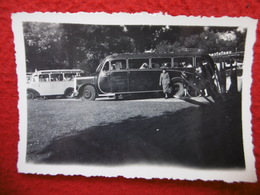 SAVOIE YENNE AUTOBUS SOCIETE BELLEY & REY  PHOTO 9 X 6 - Places