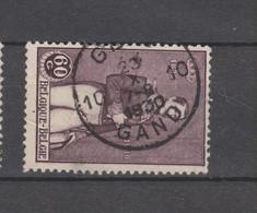 COB 302 Oblitération Centrale GENT 10 - Used Stamps