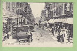 DINARD : Rue Levavasseur. TBE. 2 Scans. Edition LL - Dinard