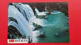 ANTALYA.Waterfall - Turchia