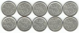 The Netherlands 1948, 10 Cents - [ 3] 1815-… : Koninkrijk Der Nederlanden