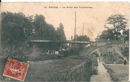 [92] Hauts De Seine > Becon Les Bruyères - Le Pont Des Couronnes -1908 - France