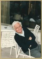 Dino Risi (1916-2008) - Italian Director - Rare Signed Photo - Paris 80s - COA - Autographes