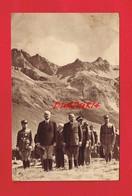 Militaria Président République Ministre  Guerre Aux Manoeuvres Du GALIBIER 1938 ( Cachet De 1939 ) - Manoeuvres