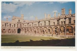 Oxforshire -      Oxford  -  Tom Quad, Christchurch - Oxford