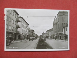 RPPC Lulea Storgatan Sweden- Has Stamp & Cancel    Ref 3425 - Sweden