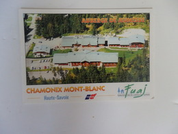 Chamonix-Mont-Blanc, Auberge De Jeunesse. - Chamonix-Mont-Blanc