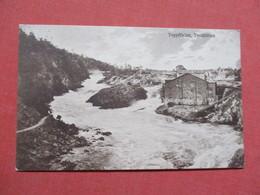 Toppofallet Trollhattan    Sweden- Has Stamp & Cancel    Ref 3425 - Sweden