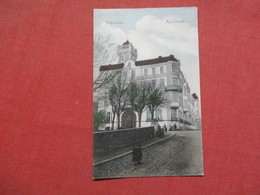 Stadshotellet Karlshamn   Sweden- Has Stamp & Cancel    Ref 3425 - Sweden
