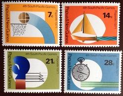 Papua New Guinea 1971 South Pacific Games MNH - Papouasie-Nouvelle-Guinée