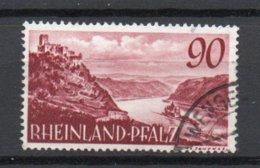 Rheinland-Pfalz  41  Gestempelt - Zona Francesa