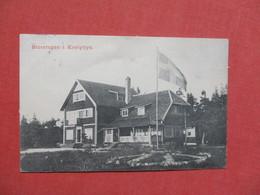 Storstugan I Kneipbyn  Sweden- Has Stamp & Cancel    Ref 3425 - Sweden