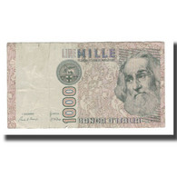 Billet, Italie, 1000 Lire, D.1982, KM:109a, B+ - [ 2] 1946-… : République