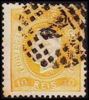1867. Luis I. 10 REIS. (Michel 26) - JF304224 - 1853 : D.Maria
