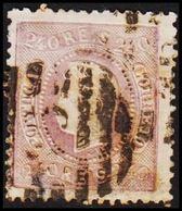 1870. Luis I. 240 REIS. (Michel 33) - JF304228 - 1853 : D.Maria
