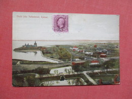 Utsikt Fran Vattentornet Kalmar    Sweden- Has Stamp & Cancel    Ref 3425 - Sweden