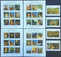 # Sierra Leone 1996**Mi.2514-49 Metropolitan Museum , MNH [22,68] - Musées