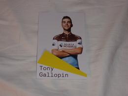 Tony Gallopin - AG2R La Mondiale - 2019 - Cycling