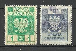 POLEN Poland Revenue Tax Oplata Skarbowa O - Fiscaux