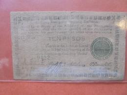 PHILIPINNES 10 PESOS 1944 CIRCULER (B.4) - Philippines