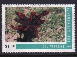 St.Vincent & Grenadines 1996 Single $1.10 Stamp From The Crotons Set. - St.Vincent & Grenadines