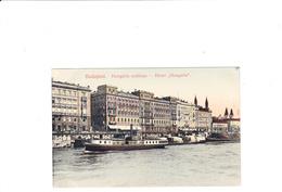 POSTCARD-HUNGARY-BUDAPEST-SEE-SCAN - Hungary