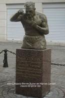 Levallois-Perret (92)- Buste De Marcel Cerdan (Edition à Tirage Limité) - Levallois Perret