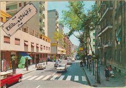 Napoli - Cpm / Via Cilea. - Napoli