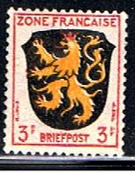 A2 747 // YVERT 2 // 1945 - Zone Française