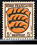 A2 748 // YVERT 3 // 1945 - Zone Française