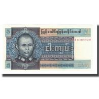 Billet, Birmanie, 5 Kyats, Undated (1973), Undated (1973), KM:57, NEUF - Myanmar