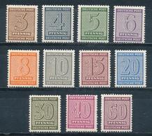 SBZ 126/37 Y ** Mi. 8,- - Zona Sovietica