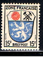 A2 751 // YVERT 7 // 1945 - Zone Française