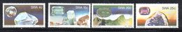 APR1445 - SWA AFRICA SUD OVEST 1979 , Yvert N. 419/422  ***  MNH (2380A) . - Africa Del Sud-Ovest (1923-1990)