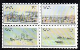 APR1448 - SWA AFRICA SUD OVEST 1975 , Yvert N. 354/357  ***  MNH (2380A) . - Africa Del Sud-Ovest (1923-1990)