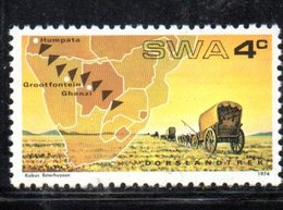 APR1449 - SWA AFRICA SUD OVEST 1974 , Yvert N. 346  ***  MNH (2380A) . - Africa Del Sud-Ovest (1923-1990)