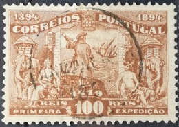1894 PORTUGAL 500th Birth Anniversary Of Henry The Navigator - 1892-1898: D.Carlos I