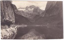 Gosau Mit Dachstein - (Austria) - (Erich Bährendt, Photo Verlag, Bad Ischl 1925) - Gmunden