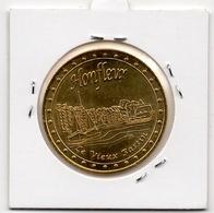 Honfleur - 14: Le Vieux Bassin Et Le Pont De Normandie (France-Médailles) - Touristiques