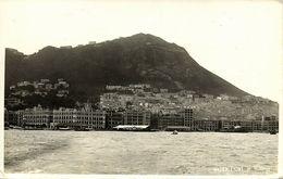 China, HONG KONG, Water Front (1931) RPPC Postcard - China (Hong Kong)