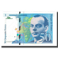 France, 50 Francs, 1992, 1992, NEUF, Fayette:72.01aN, KM:157a - 1992-2000 Ultima Gama