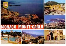 Monaco Monte Carlo Vues Diverses De La Principauté - Monaco