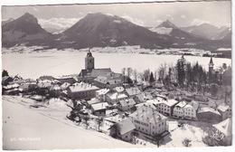 St. Wolfgang  - (Austria) - Winter, Schnee - St. Wolfgang