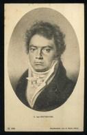 L. VAN BEETHOVEN - A 1464 Ediz. Ackermann's Kunstverlag Serie 117-12 - Cantanti E Musicisti