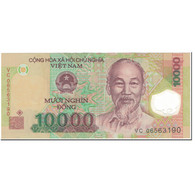 Billet, Viet Nam, 10,000 D<ox>ng, 2006, Undated (2006), KM:119a, TTB - Vietnam