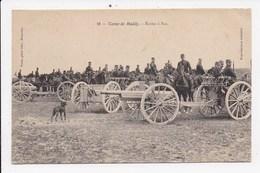 CPA MILITARIA Camp De Mailly Ecole à Feu - Guerres - Autres