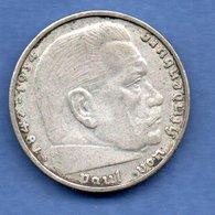 Allemagne  - 2 Reichsmark 1938 B --  état  TTB - [ 3] 1918-1933: Weimarrepubliek