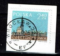 Polen / Pologne / Poland Postzegel Uit 2006 - Oblitérés